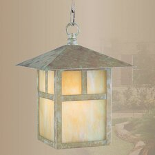 <strong>Livex Lighting</strong> Montclair Mission 1 Light Outdoor Hanging Lantern