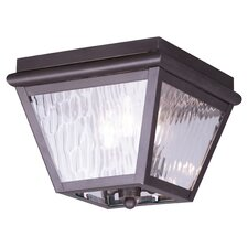 Cambridge Outdoor Flush Mount