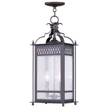 Westfield 2 Light Outdoor Hanging Lantern