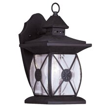 Providence 1 Light Outdoor Wall Lantern