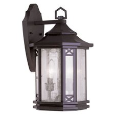 Tahoe 2 Light Outdoor Wall Lantern