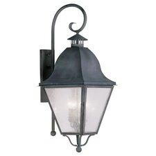 Amwell 4 Light Outdoor Wall Lantern