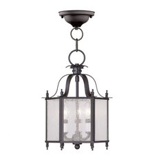 Legacy 3 Light Foyer Pendant