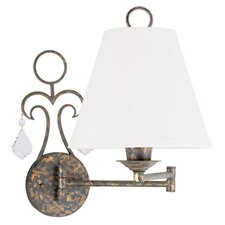<strong>Livex Lighting</strong> Chesterfield Wall Sconce