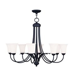Ridgedale 8 Light Chandelier