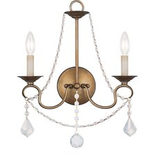 Pennington 2 Light Wall Sconce