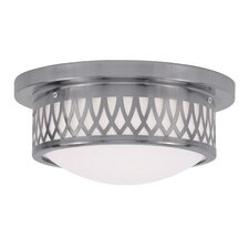 <strong>Livex Lighting</strong> Westfield Flush Mount