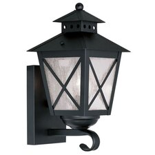 Montgomery 1 Light Outdoor Wall Lighting