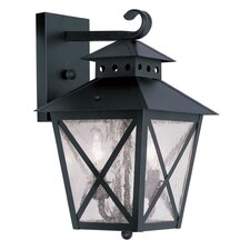 Montgomery 2 Light Outdoor Wall Lighting