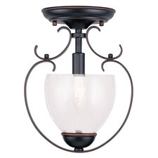 Brookside 1 Light Convertible Foyer Pendant