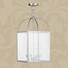 Milford 4 Light Foyer Pendant