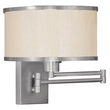 <strong>Livex Lighting</strong> Park Ridge Swing Arm Wall Lamp
