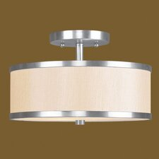 <strong>Livex Lighting</strong> Park Ridge Semi Flush Mount