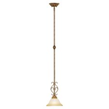 Bistro 1 Light Mini Pendant