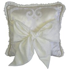 Arabesque Bow Pillow