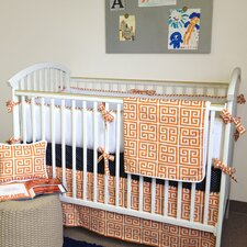 <strong>Bebe Chic</strong> Alex 3 Piece Crib Bedding Collection