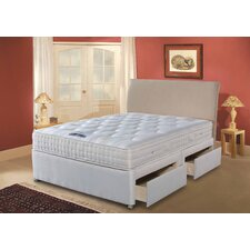 Backcare Luxury 1400 Divan Bed
