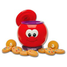 <strong>The Learning Journey</strong> Count and Learn Cookie Jar