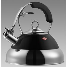 2.0 Litre Classic Whistling Kettle in Black