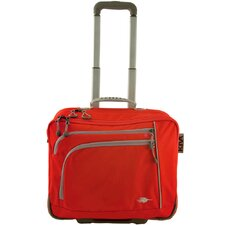 "Packing Genius 17"" Boardroom Roller Suitcase"