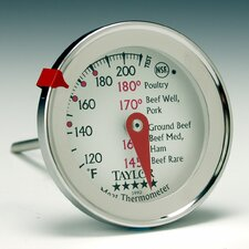 Five Star Commercial Professional Meat Thermometer (Set of 6)