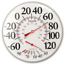 Thermometer and Hygrometer (Set of 5)