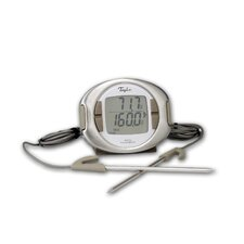 <strong>Taylor</strong> Connoisseur Digital Cooking Thermometer with Dual Probes