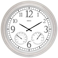 "Springfield Precision Instruments 14"" Wall Clock"