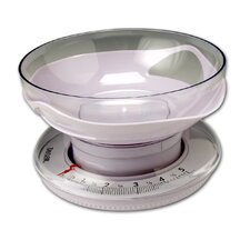 Add and Weigh Kitchen Scale