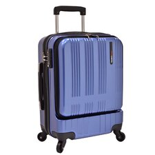 """Tribecca Mobile Office 20.5"""" Hardsided Spinner Suitcase"""