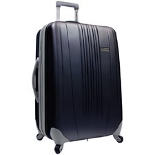 "Toronto 21"" Expandable Hardside Spinner Luggage in Black"