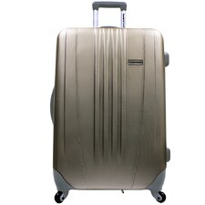 "Toronto 29"" Expandable Hardside Spinner Luggage in Gold"