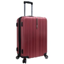 "<strong>Traveler's Choice</strong> Tasmania 25"" Expandable Hardsided Spinner Suitcase"