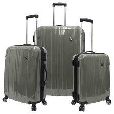 Sedona 3 Piece Expandable Spinner Luggage Set