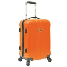 "<strong>Traveler's Choice</strong> Cambridge 20"" Hardsided Carry-On Spinner Suitcase"