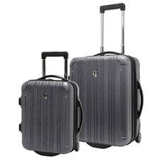 New Luxembourg 2 Piece Hardsided Expandable Luggage Set