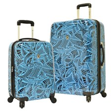 <strong>Traveler's Choice</strong> Hardsided Carry-On Spinner Suitcase