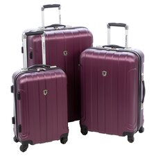 Cambridge 3 Piece Luggage Set