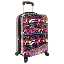 "Bohemian 21"" Hardside Carry-On Spinner Luggage"