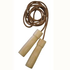 <strong>Amber Sporting Goods</strong> Leather Jump Rope