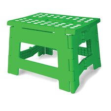 <strong>Kikkerland</strong> Easy Fold Step Stool 2010