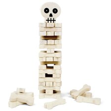 <strong>Kikkerland</strong> Stack The Bones Game