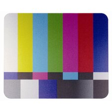 TV Graphics Mouse Pad
