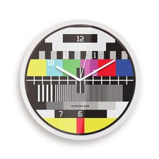 "8"" Test Screen Wall Clock"