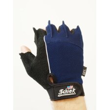 Cycling Gloves in Blue / Black