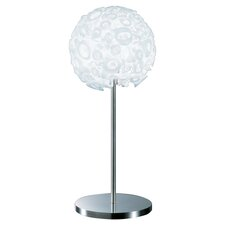 "Entropia 10.24"" H Table Lamp with Round Shade"
