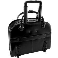 Edgebrook Leather Laptop Catalog Case