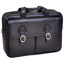 Hyde Park Double Compartment Laptop Case