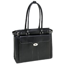<strong>McKlein USA</strong> Quincy Ladies' Laptop Tote Bag