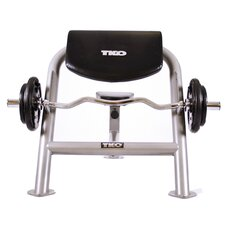 Commercial Curl Adjustable Olympic Bench